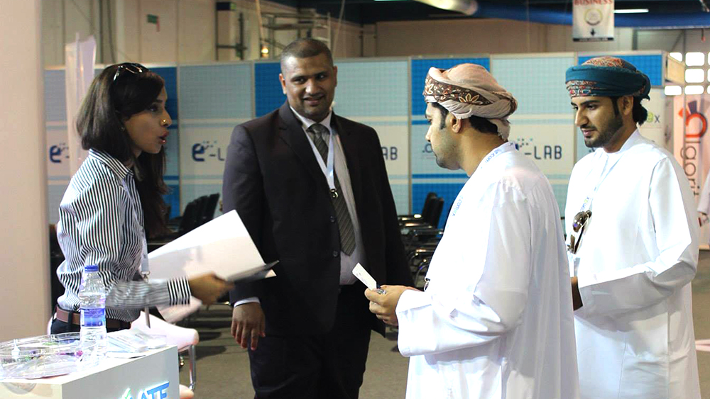 COMEX in Oman - April2015