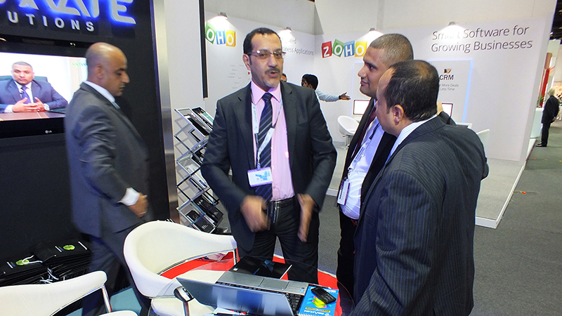Gitex Dubai - October 2014