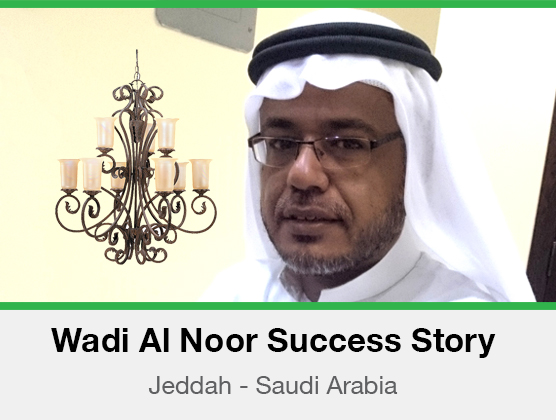 Wadi Alnoor Success stories